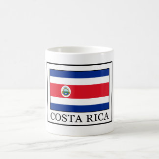 Costa Rica Coffee Mug