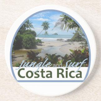 Costa Rica Drink Coaster