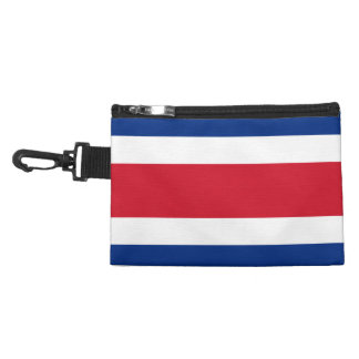 Costa Rica Flag Accessories Bags