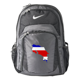 Costa Rica Flag/Map