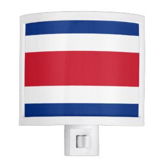 Costa Rica Flag Nite Lite