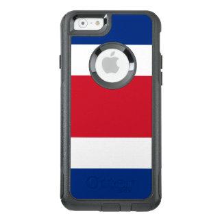 Costa Rica Flag OtterBox iPhone 6/6s Case