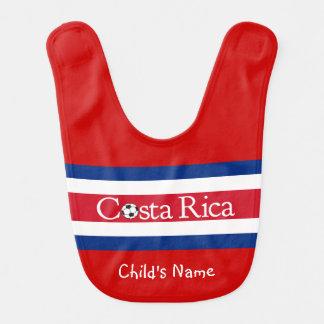Costa Rica Football Bib