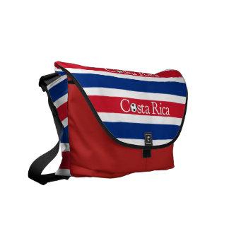 Costa Rica Football Messenger Bag