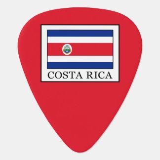 Costa Rica Guitar Pick
