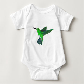 Costa Rica Hummingbird Baby Bodysuit