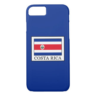 Costa Rica iPhone 8/7 Case
