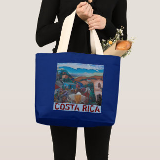 Costa Rica Large Tote Bag
