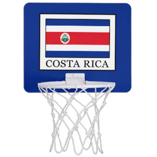 Costa Rica Mini Basketball Hoop