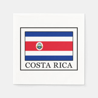 Costa Rica Napkin