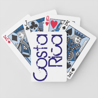 Costa Rica Playing Cards