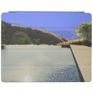 Costa Rica pool view HFPHOT26 iPad Cover