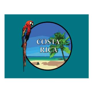 Costa Rica - Postcard