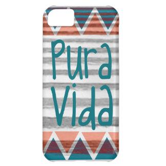 Costa Rica Pura Vida Aztec Cover For iPhone 5C