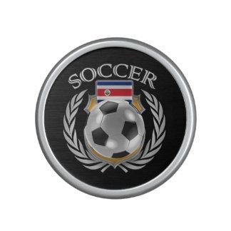 Costa Rica Soccer 2016 Fan Gear Speaker