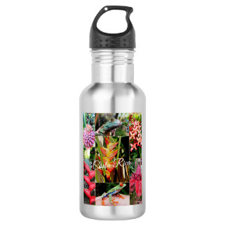 Costa Rica Travel Collection 532 Ml Water Bottle