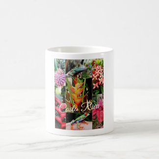 Costa Rica Travel Collection Coffee Mug
