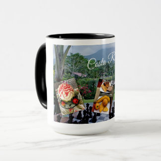Costa Rica Travel Collection Mug