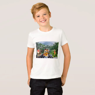 Costa Rica Travel Collection T-Shirt