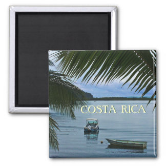 Costa Rica Travel Souvenire Photo Magnet