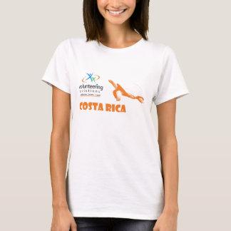 Costa Rica Volunteer T-shirt-VolunteeringSolutions T-Shirt