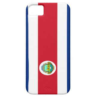 Costa Rican Flag iPhone Case