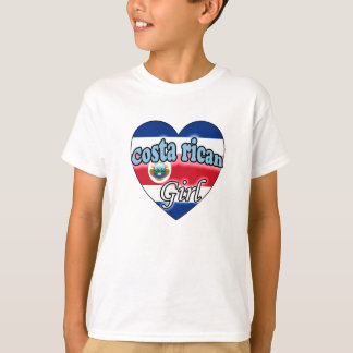 Costa Rican Girl T-Shirt