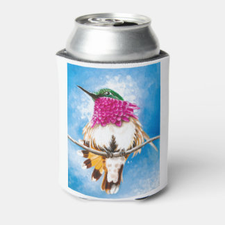 Costa's Hummingbird Can Cooler