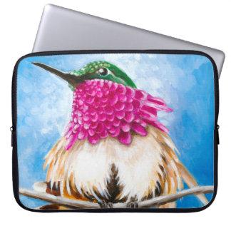 Costa's Hummingbird Laptop Sleeve