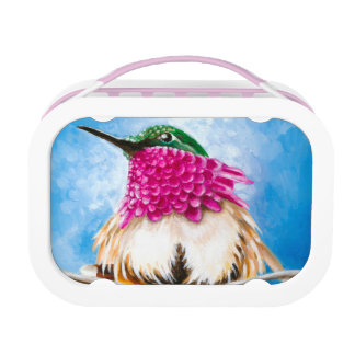 Costa's Hummingbird Lunch Box