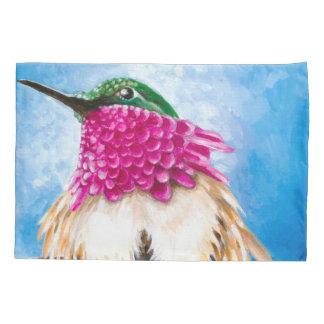 Costa's Hummingbird Pillowcase