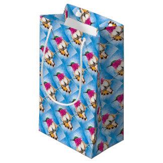 Costa's Hummingbird Small Gift Bag