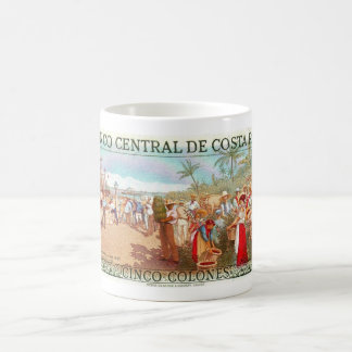 Costra Rica Colones Mug