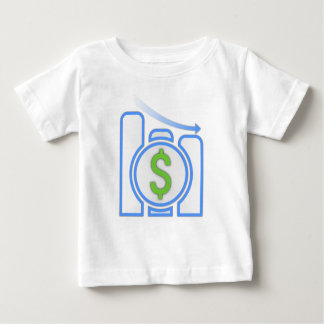 Costs Down Baby T-Shirt
