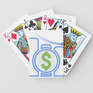 Costs Down Bicycle Playing Cards
