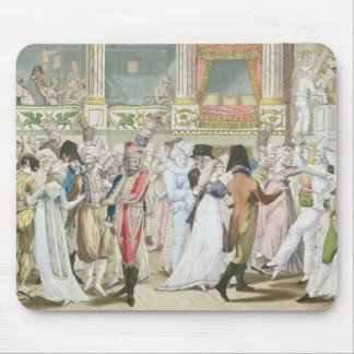 Costume Ball at the Opera, after 1800 Mouse Pad