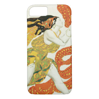 Costume design for a bacchante in 'Narcisse' iPhone 7 Case