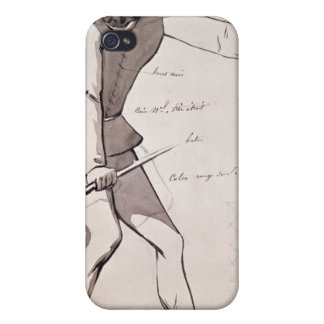 Costume design for an Acrobat iPhone 4/4S Covers