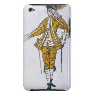 Costume design for the Fairy Canary's Pageboy, fro iPod Touch Covers