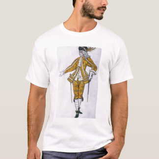 Costume design for the Fairy Canary's Pageboy, fro T-Shirt