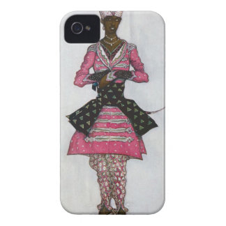 Costume design for The Indian Bridegroom, from Sle iPhone 4 Cover