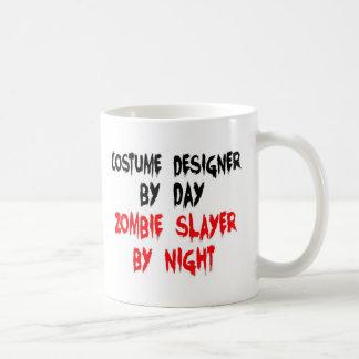 Costume Designer Zombie Slayer Coffee Mug
