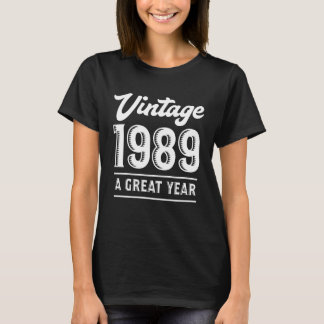 Costume For 29th Birthday Gift. T-Shirt