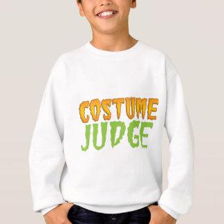 COSTUME JUDGE SWEATSHIRT