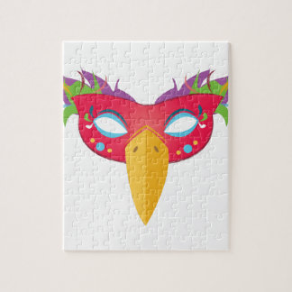Costume Mask Jigsaw Puzzle
