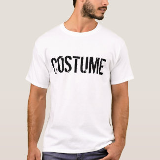 Costume Simple T-Shirt