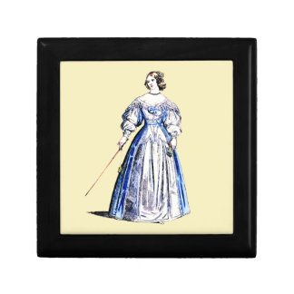 ~ COSTUMES ~ A Lady of Means ~ in 1636 ~ Gift Box