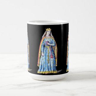 ~ COSTUMES ~Berengaria Queen of Richard 1st ~ 1195 Coffee Mug