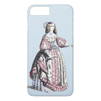 ~ COSTUMES ~ Catherine of Portugal ~ 1666 ~ Case-Mate iPhone Case