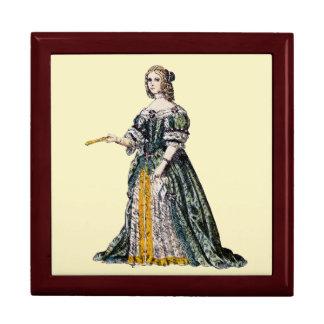 ~ COSTUMES ~ Henrietta, Duchess of Orleans ~ 1669 Gift Box